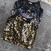 1 3 Number 2018 Summer New Women S Clothing Casual Fashion Sequins Youth Girl Style Loose
