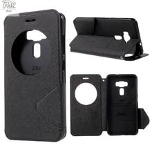 Рев корея case capa для asus zenfone 3 ze552kl случаи дневник посмотреть кожа стенд телефон обложка shell для asus zenfone 3 принципиально Coque