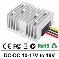 10V 11V 12V 17V to 19V 5A 120W DC DC Boost Converter Step down Waterproof Control Car Module Power Supply 10Volt 17Volt 5Amp
