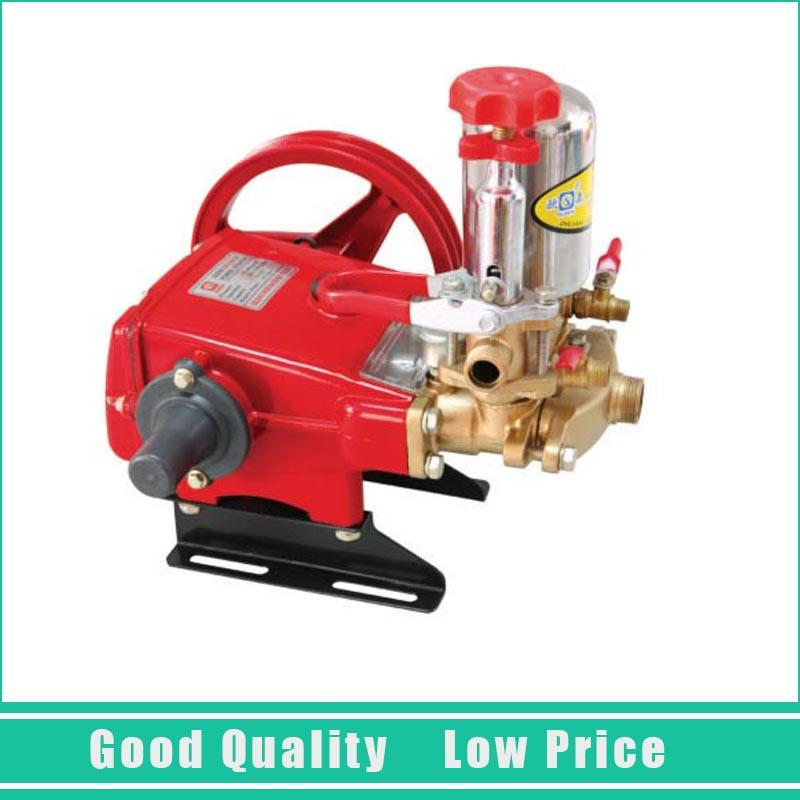 OS/LY-22/26A High Pressure Water Plunger Pump Pump Head Agricultural Sprayer Pump 3 inch gasoline water pump wp30 landscaped garden section 168f gx160 agricultural pumps