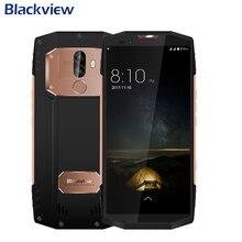 """Оригинал Blackview BV9000 Pro IP68 Водонепроницаемый сотовый телефон 5.7 """"полный Экран 4 ГБ + 64 ГБ MTK6757CD Восьмиядерный android 7.1 смартфон"""