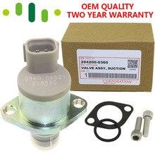 1460A037 294009-0260 294009-0360 дизельный топливный насос давление всасывания управления SCV клапан для MITSUBISHI FORD MAZDA 3 5 6 2,0 CX