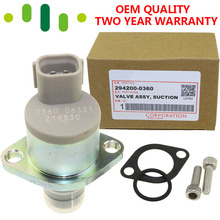 1460A037 294009-0260 294009-0360 Diesel Fuel Pump Pressure Suction Control SCV Valve For MITSUBISHI FORD MAZDA 3 5 6 2.0 CX