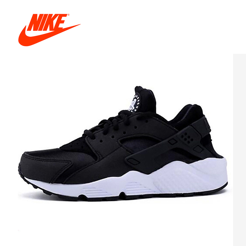 Intersport New Arrival Authentic Nike Air Huarache Anti-Slippery Cushioning Women Running Shoes Light Sports Shoes Sneakers