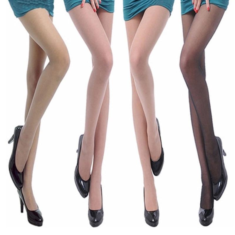 Jarní punčochy velkoobjemový drát přes maso byly tenké punčochové punčocháče punčocháče
