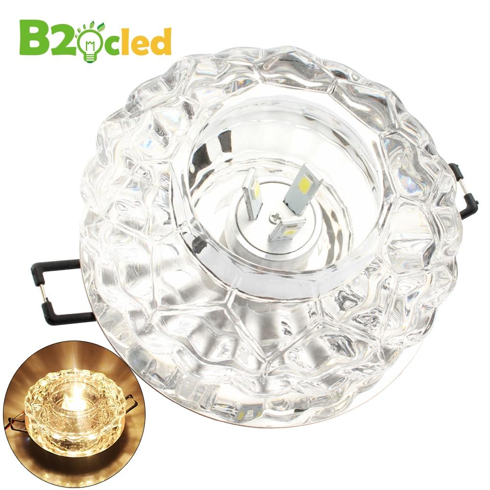 ФОТО anufacturers direct deal high-grade modern small crystal ceiling lamp lamp lights lamp ceiling aisle corridor lighting 3W 5W LED