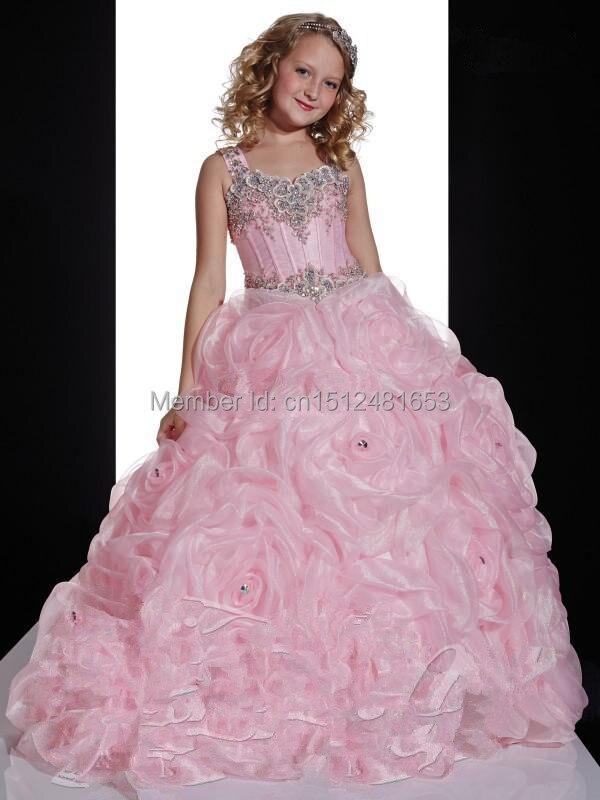 Online Get Cheap Glitz Pageant Dresses for Infant -Aliexpress.com ...
