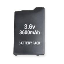 Psp 1000 3600 mAh 3,6 V аккумуляторная батарея для sony playstation портативная psp 1000 замена консоли