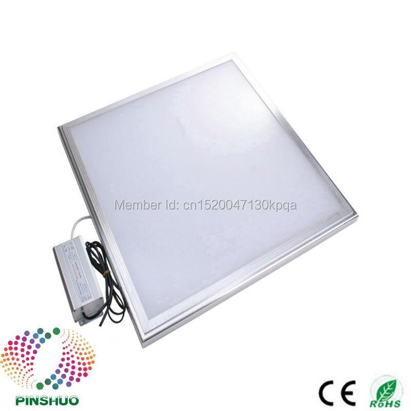 (8 Teile/los) Garantie 3 Jahre 48 Watt 60x60 Cm 600x600 Led-panel Licht 600*600 600x600mm Led Downlight Unten Beleuchtung