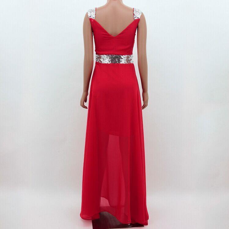 Spaghetti Strap Floor-length Dresses HTB1dR