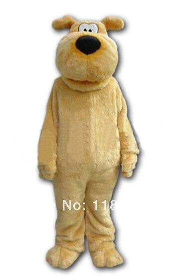 MASKOT Kürklü Köpek SNOCRATES maskot kostüm özel fantezi kostüm anime cosplay mascotte süslü elbise karnaval kostüm