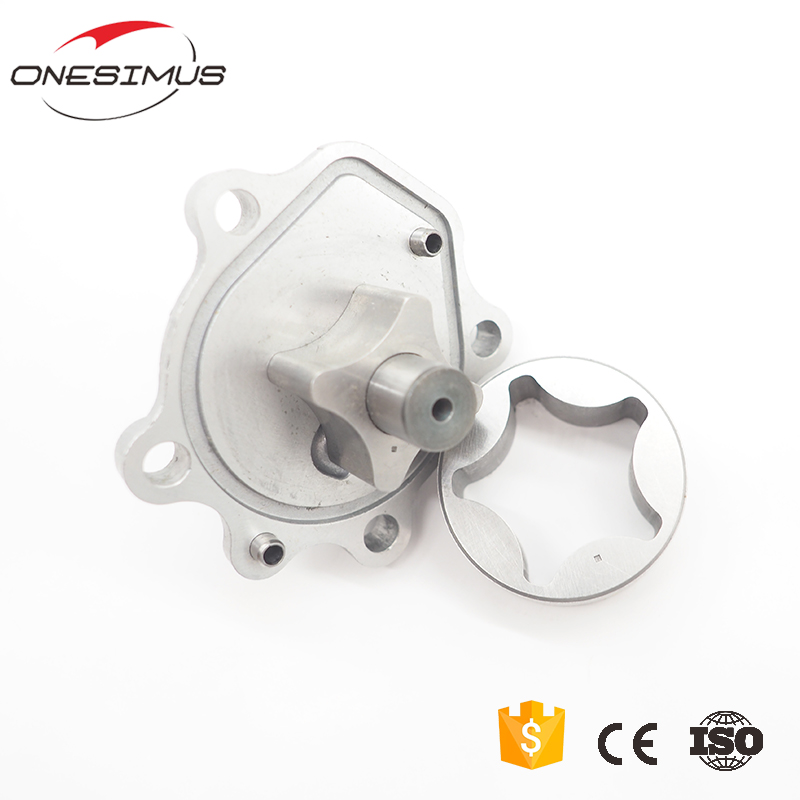 OEM 894459-7301/1-13100-204-0/8-94393-830-0 ONESIMUS Brand Oil Pump Fits For Isuzu Engine Parts Engine Model 4ZE1/6BD1/6HE1
