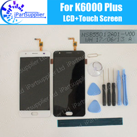 Oukitel K6000 Plus LCD Display Touch Screen 100 Original LCD Digitizer Glass Panel Replacement For Oukitel