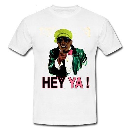 2018 Latest Fashion Outkast Hey Ya! Speakerboxxx/The Love Below ms. Jackson T-shirt Tee S M L XL 2XL