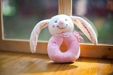 Купить с кэшбэком baby toys for children toddler little babies baby toys 0-12 months educational 1 years plush Rabbit toys for newborns stroller