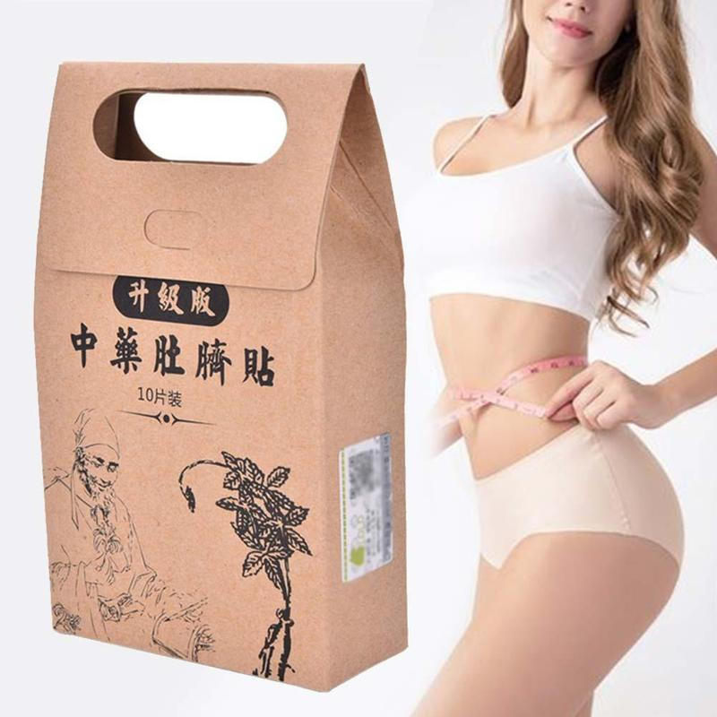 HOT Slimming Patch Thin Paste Stickers Skinny Stovepipe Skinny Waist Belly Fat Slim Patch Medicine Slimming Diet Products