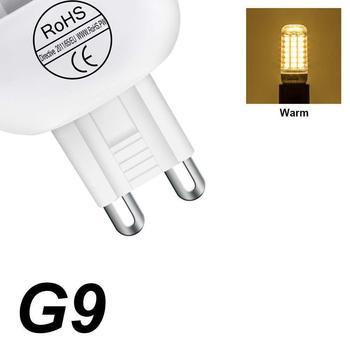 220V GU10 Led Lamp Bulb E14 Led Candle Light Bulb E27 Corn Lamp G9 Led 3W 5W 7W 9W 12W 15W Bombilla B22 Chandelier Lighting 240V 10