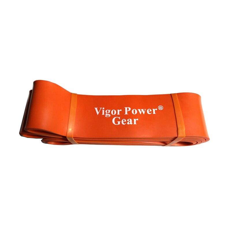 Freies Verschiffen orange Naturlatexbänder - Fitness und Bodybuilding - Foto 2