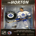McFarlane NHL Hockey Puck Model Tim HORTON 6-inch Dolls Canadian Tire Series Gift Set