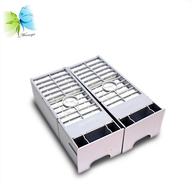 Winnerjet C12C890191 Maintenance tank For Epson Stylus Pro 10000 10600 printer in Printer Parts from Computer Office
