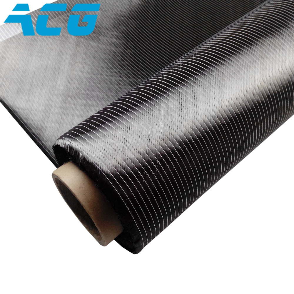 10m lot 45 45 degree 200g 300g Biaxial Carbon Fiber Cloth Fabric