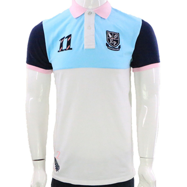NEW 2016 BRAND CLOTHING MEN'S POLO SHIRT WITH HIGH QUALITY EMBROIDERY SHORT SLEEVE SUMMER COLLECTION M-L-XL-XXL-3XL