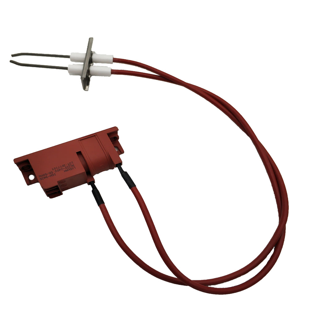 Earth Star Gas propane dryer 220V ignition component spark ceramic electrode igniters kit 240mm wire image