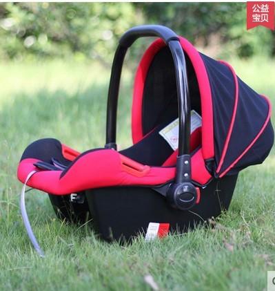 Asiento de coche de bebé cesta tipo cuna Niños tipo de coche recién nacido del bebé 0 y 1 años de edad