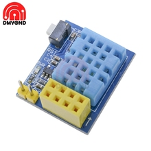 Module Humidity-Sensor-Adapter Temperature Home ESP8266 Smart for Arduino DHT11 ESP-01