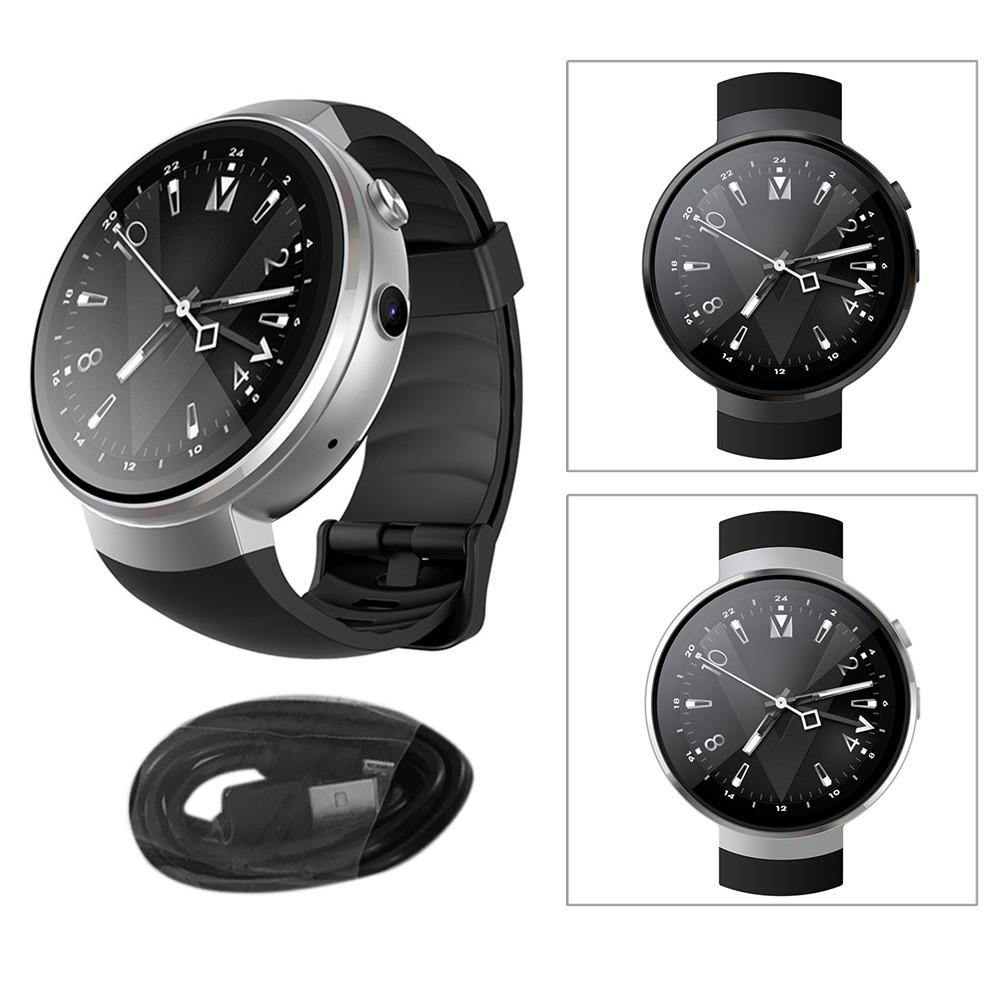 Z28 4G Smart Watch 7.0 1G ROM+16G RAM WIFI GPS 5MP Heart rate Sleeping monitor For iPhone Samsung Xiaomi 580mAh