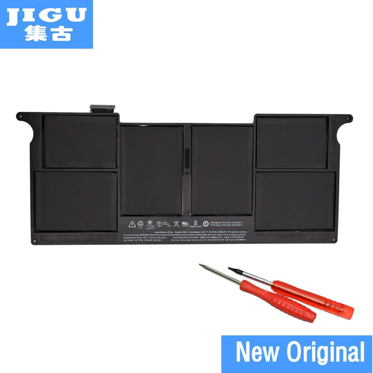 JIGU A1406 nouveau batterie d'ordinateur portable pour Apple MacBook Air 11