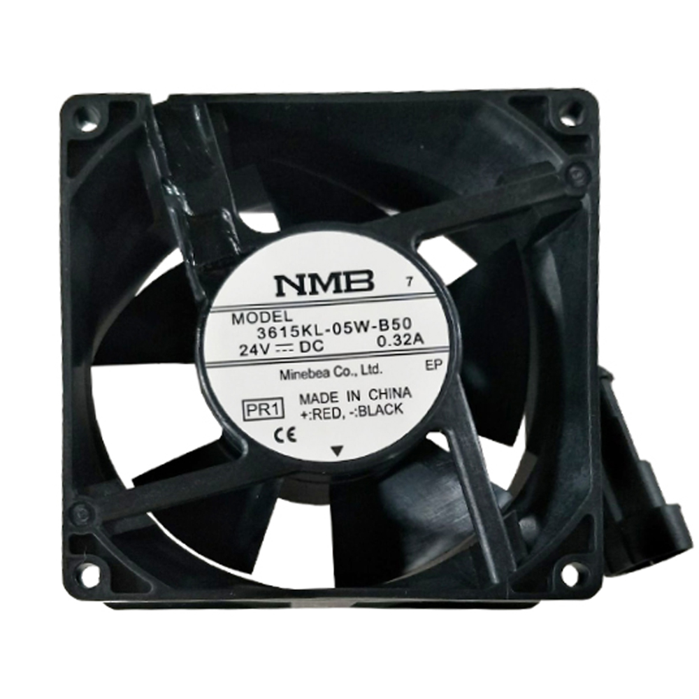Brand New Original Authentic NMB Fan 3615KL-05W-B50 9238 24V ABB Inverter Cooling Fan