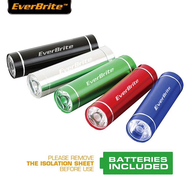 Everbrite LED Zaklamp Zaklamp Mini Zaklamp ZOOMBARE Tactische Zaklamp - Draagbare verlichting