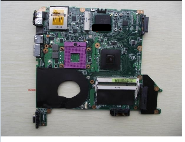 H000019020 U500 M500 M501 M505 M900 connect with printer motherboard full test lap case full test  connect board 639521 001 g6 g6 1000 connect with printer motherboard full test lap connect board