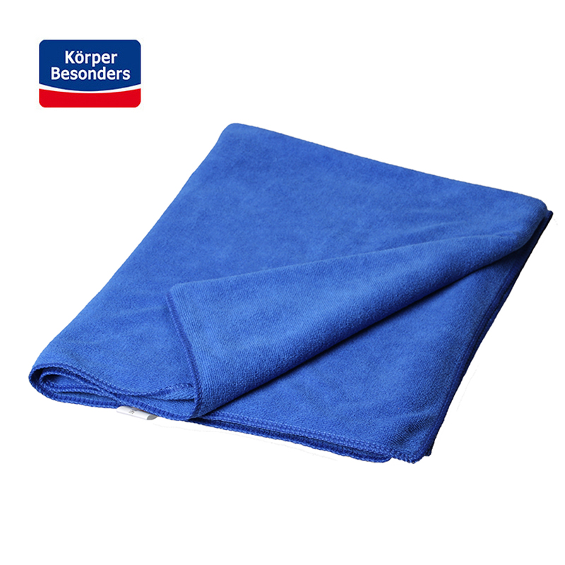 30*70cm Soft Microfiber thick Blue Soft Absorbent Wash Cloth Car Auto Care Microfiber Cleaning Towels Car Wash Car care Cleaning-in Paint Cleaner from Automobiles & Motorcycles