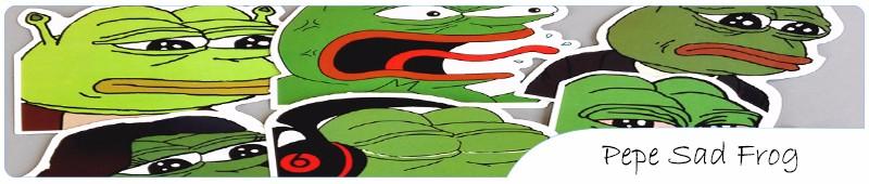 Pepe Sad Frog
