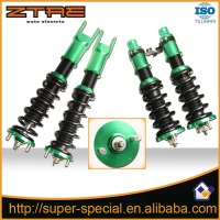 High permance Shock Absorber Suspension Coilovers for Honda ED 88 91 Civic CRX/ 90 93 INTEG*A Suspension Camber Spring