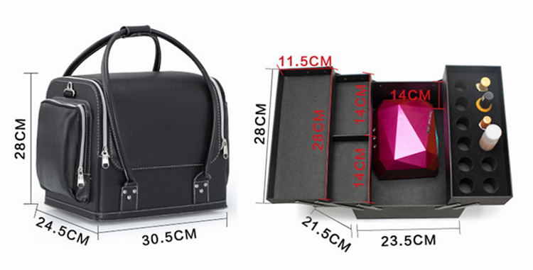 vivendo saco de armazenamento multi-função caixa de ferramentas