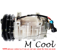 цена на High quality Auto AC Compressor TM21 For Mitsubishi Rosa AC Compressor TM21 Air Conditioner Compressor