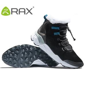 Image 3 - Cuculus bottes de neige chaudes pour hommes, chaussures de travail à la mode en caoutchouc, hiver 2020 39 46, modèle chaussures pour hommes