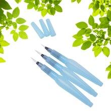 Barrel School Art-Supplies Water-Paint-Brush-Set Water-Storage-Pen for Self-Moistening