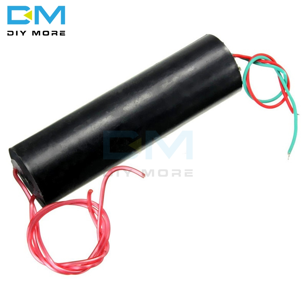 1000 KV 1000KV Ultra-high Voltage Pulse Inverter Arc Generator Ignition Coil Module Boost Step Up Power 0.5A-1A DC 3.7V-7.4V