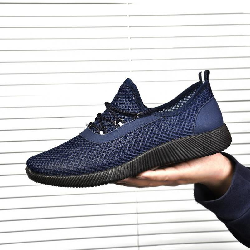 The New Breathable Mesh Shoes In The Summer Of 2018 Are Casual Shallow-mouthed Mesh Shoes the casual vacancy