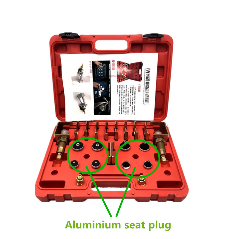 Automobile air conditioning system leak detection tools Air conditioning refrigerant pipeline leak detection tools