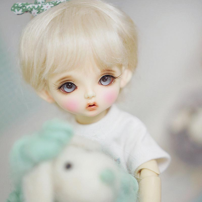 1/6 BJD Doll BJD/SD Mayo Cute Resin Doll With Make Up For Baby Girl Birthday Gift [wamami] aod 1 4 bjd dollfie girl doll parts single head not include make up meng ya qi