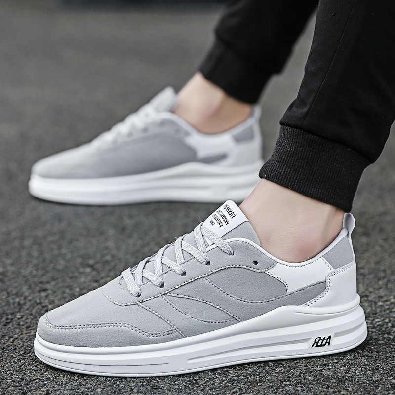 2018 new men casual shoes tide fashion comfortable breathable personality wild flats men's shoes a39