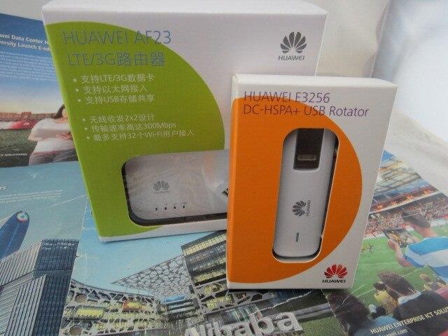 UnlocK 42Mbps 3G USB Modem Huawei E3256+Huawei AF23 LTE Sharing Dock