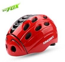 NEW 2016KING BIKE/gold buck children bicycle helmet roller skating helmet sports equipment Children aged 3 to 8 cycling helmet