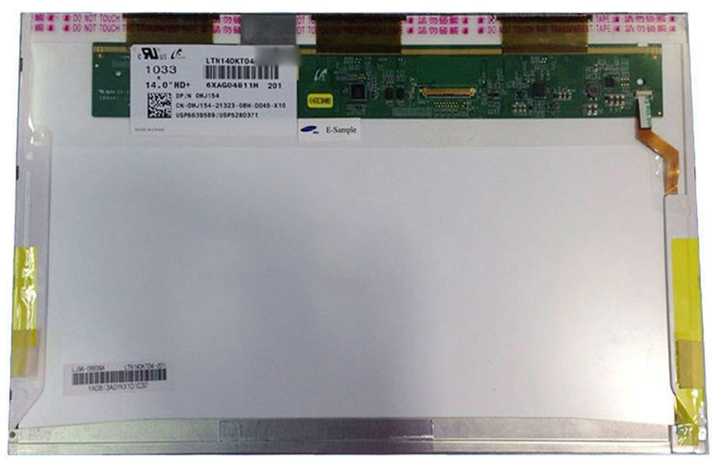 QuYing laptop LCD Screen Compatible Model LTN140KT04-201 Replacement Display (14.0 inch 1600*900 40pin K) quying laptop lcd screen compatible model ltn156hl01 ltn156hl02 201 ltn156hl06 c01 ltn156hl07 401 ltn156hl09 401 n156hce eba