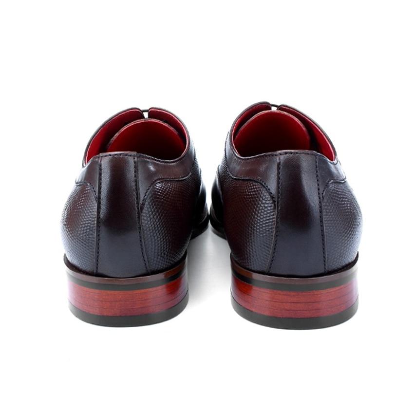 Dedo Del Genuino Welted Negro Hombre Los A Zapatos Wingtip Hecho Pie Vestido Oxfords Bql173 Hombres Boda Oxford Cuadrado 2019 Británico De Cuero Formal chocolate Mano CnwZgCfqO
